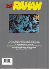 Verso de Rahan (Intégrale - Soleil) (Tout) -21- Tout Rahan 21