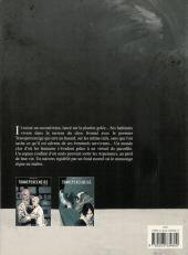 Verso de Le transperceneige -2- L'arpenteur