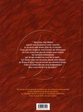 Verso de Le triangle Secret -INT- L'intégrale