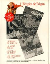 Verso de Trigan -3- L'anneau de Zerss