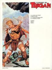 Verso de Trigan -73- Le royaume des derniers jours