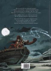 Verso de Triskell -1- La Marque de l'Entre-Monde