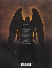 Verso de Trois... et l'ange -1- Les éphémères