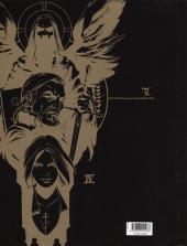 Verso de Le troisième Testament -4TL- Jean, ou le jour du corbeau