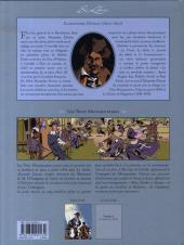 Verso de Les trois Mousquetaires (Morvan/Rubén) -1- Volume 1