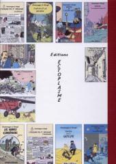 Verso de Tintin - Pastiches, parodies & pirates -24a- Tintin et l'Alph-Art