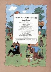 Verso de Tintin - Pastiches, parodies & pirates -4- Tintin au pays des Soviets