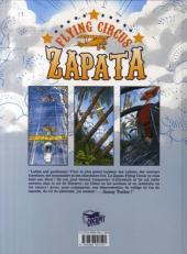 Verso de Tucker -1- Les derniers jours de Zapata