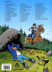Verso de Les tuniques Bleues -52- Des bleus dans le brouillard