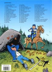 Verso de Les tuniques Bleues -53- Sang bleu chez les Bleus