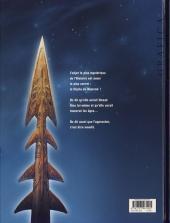Verso de L'ultime chimère -3- La légende