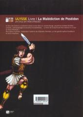 Verso de Ulysse (EP Editions) -1- La malédiction de Poséidon