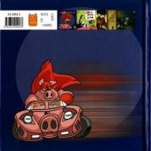 Verso de Super Cochon (Une folle aventure de) - Une folle aventure de Super Cochon