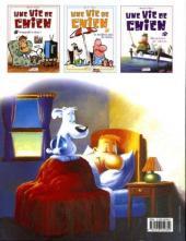 Verso de Une vie de chien -3- Humeurs de chien