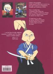 Verso de Usagi Yojimbo -2- Volume 2