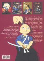 Verso de Usagi Yojimbo -4- Volume 4