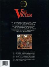 Verso de Vae Victis ! -7- Yorc, le bateleur