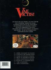 Verso de Vae Victis! -8- Sligo, l'usurpateur