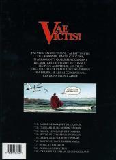 Verso de Vae Victis ! -9- Caïus Julius Caesar, le conquérant