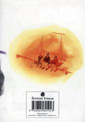 Verso de Vagabond -7- La veillée d'armes