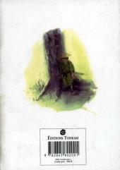 Verso de Vagabond -8- La vie
