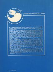 Verso de Le vagabond des Limbes (16/22) -3120- Les charognards du cosmos