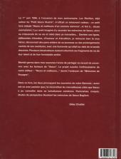 Verso de Vasco -16- Mémoires de voyages