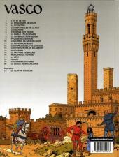 Verso de Vasco -20- Le dogue de brocéliande