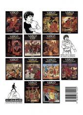 Verso de Vasco - Le petit Vasco illustré