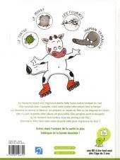 Verso de La vavache -4- Le Mourf