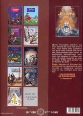 Verso de Vick et Vicky (Les aventures de) -9- Les sorcières de Brocéliande - La révélation
