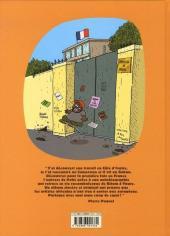 Verso de La vie de Pahé -1- Bitam