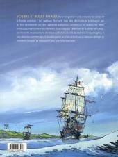 Verso de Voiliers et bulles en mer