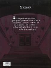 Verso de Les voleurs d'Empires -6a2002- La semaine sanglante