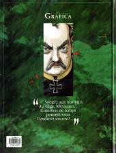 Verso de Les voleurs d'Empires -3- Un sale métier