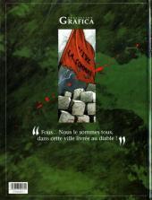 Verso de Les voleurs d'Empires -5- Chat qui mord