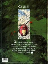 Verso de Les voleurs d'Empires -6- La semaine sanglante