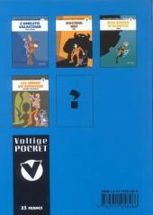 Verso de Voltige et Ratatouille -4- Les ennuis du dimanche