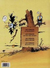 Verso de Les voraces -4- Eboueurs du ciel