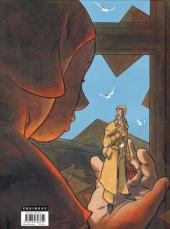 Verso de Les voyages du Docteur Gulliver -2- Livre 2