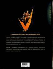 Verso de Voyageur -1- Futur 1