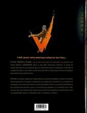 Verso de Voyageur -3- Futur 3