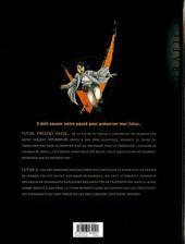 Verso de Voyageur -4- Futur 4