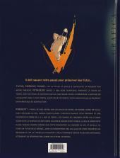 Verso de Voyageur -5- Présent 1