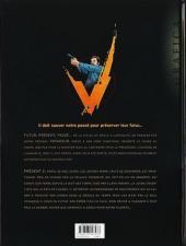 Verso de Voyageur -6- Présent 2