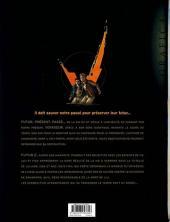 Verso de Voyageur -2- Futur 2