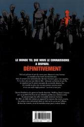 Verso de Walking Dead -1a2007- Passé décomposé