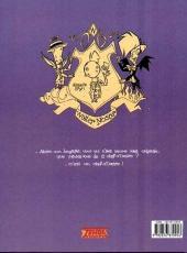 Verso de Walter Polo (Les aventures de) -1- Sang de vampire