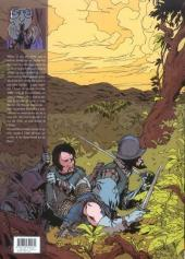 Verso de Waraba -1- Les Gardiens