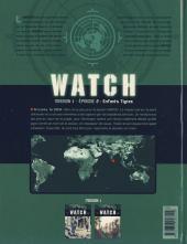 Verso de Watch -2- Enfants Tigres